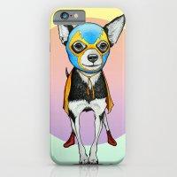 Chihuahua - Luchador  iPhone 6 Slim Case