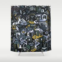 Toto Modo! Shower Curtain