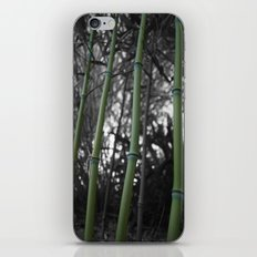 What Would You Do For Bamboo? iPhone & iPod Skin