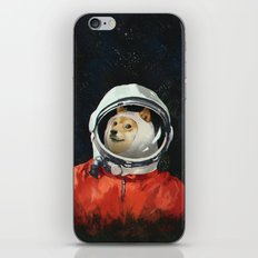 DOGE iPhone & iPod Skin