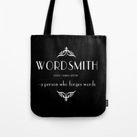 WORDSMITH Tote Bag