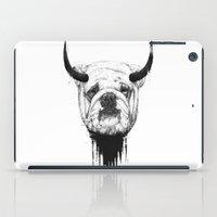Bulldog iPad Case