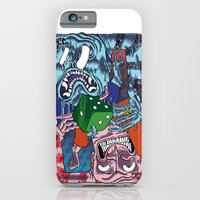 iPhone & iPod Case featuring DICE VICE ! by Hi ! Kub
