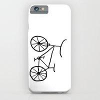 bike iPhone & iPod Cases featuring Bike by Kristijan D.