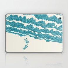 To the sea Laptop & iPad Skin