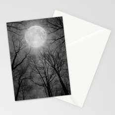 May It Be A Light (Dark Forest Moon) Stationery Cards