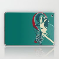 -X- Laptop & iPad Skin