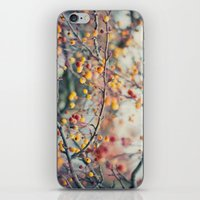 Autumn Poison iPhone & iPod Skin