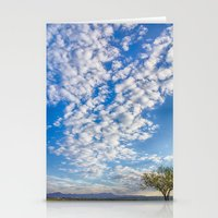 Morning Sky Stationery Cards