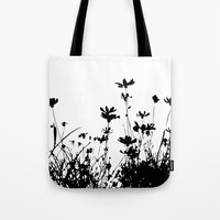 Night Swimming Tote Bag