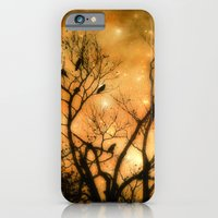 iPhone & iPod Case featuring Sparks by The Strange Days Of Gothicolors