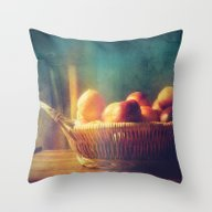 Still Life II Throw Pillow