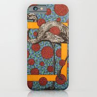 iPhone & iPod Case featuring Flamingo by Aimee Alexander