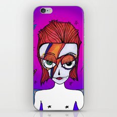 Fridaneska Stardust iPhone & iPod Skin