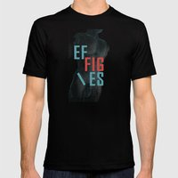 Effigies Mens Fitted Tee Black SMALL