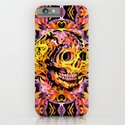 Skull V iPhone & iPod Case