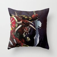 One Misunderstood Monste… Throw Pillow