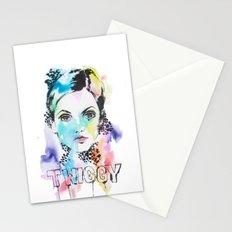 I heart Twiggy Stationery Cards