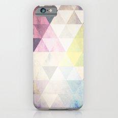 Geometric Groove Slim Case iPhone 6s