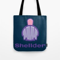 Shell(der) Tote Bag