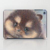Pomeranian iPad Case