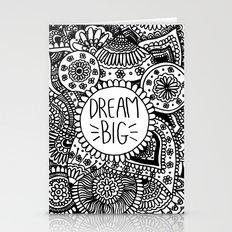 Dream Big! Stationery Cards