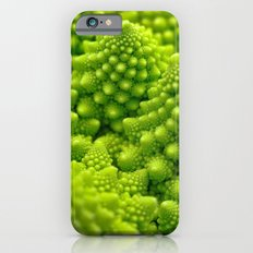 Macro Romanesco Broccoli iPhone 6 Slim Case
