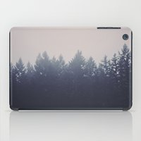 Forest in the Haze iPad Case