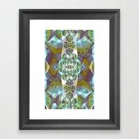 Luminous. Framed Art Print