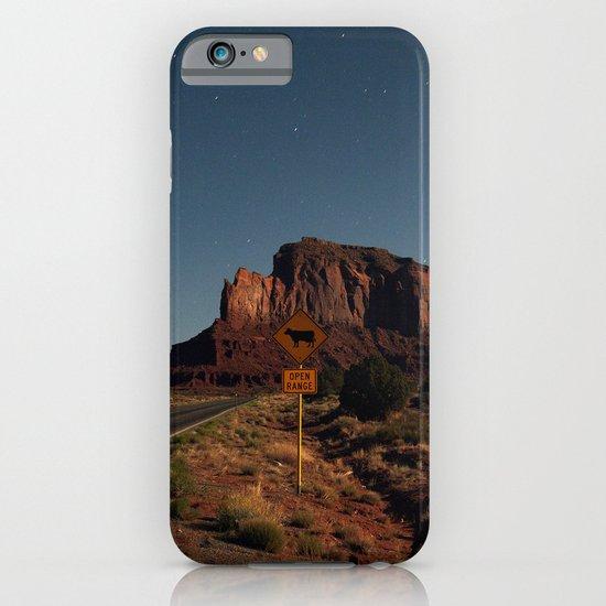 Open Range iPhone & iPod Case