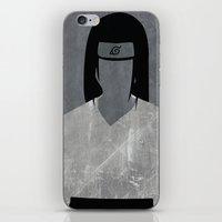 Neji iPhone & iPod Skin