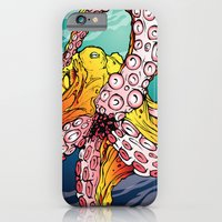 Tentacles & Utensils iPhone 6 Slim Case