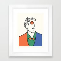 Mahler Framed Art Print