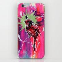 Dapper Cardinal is Dapper iPhone & iPod Skin