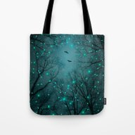 Silently, One By One, Th… Tote Bag