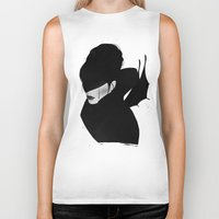 The Times They Are A-Changin' Biker Tank