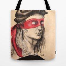 Raph TMNT Tote Bag