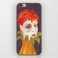 RETRATO 120314 iPhone & iPod Skin