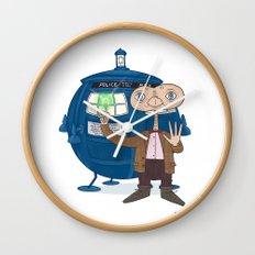Dr. Who E.T. light Wall Clock