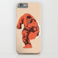 Thunderbolt Ross iPhone 6 Slim Case