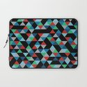 Triangles 4B Laptop Sleeve