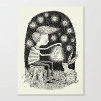 'Lantern' Canvas Print