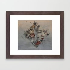 Nostalgia Series 2 : The Dusk Framed Art Print