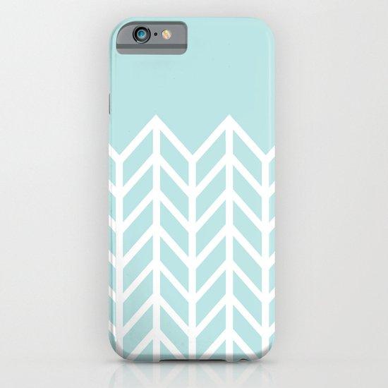 TIFFANY CHEVRON iPhone & iPod Case