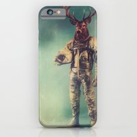 face iPhone & iPod Cases featuring Without Words by rubbishmonkey