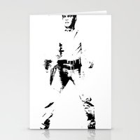 FPJ Black And White Stationery Cards