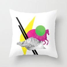 Randomize Throw Pillow