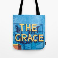 Historic Abilene Tote Bag