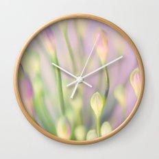 Lavender Nile Wall Clock