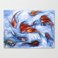 Fish #6 Canvas Print